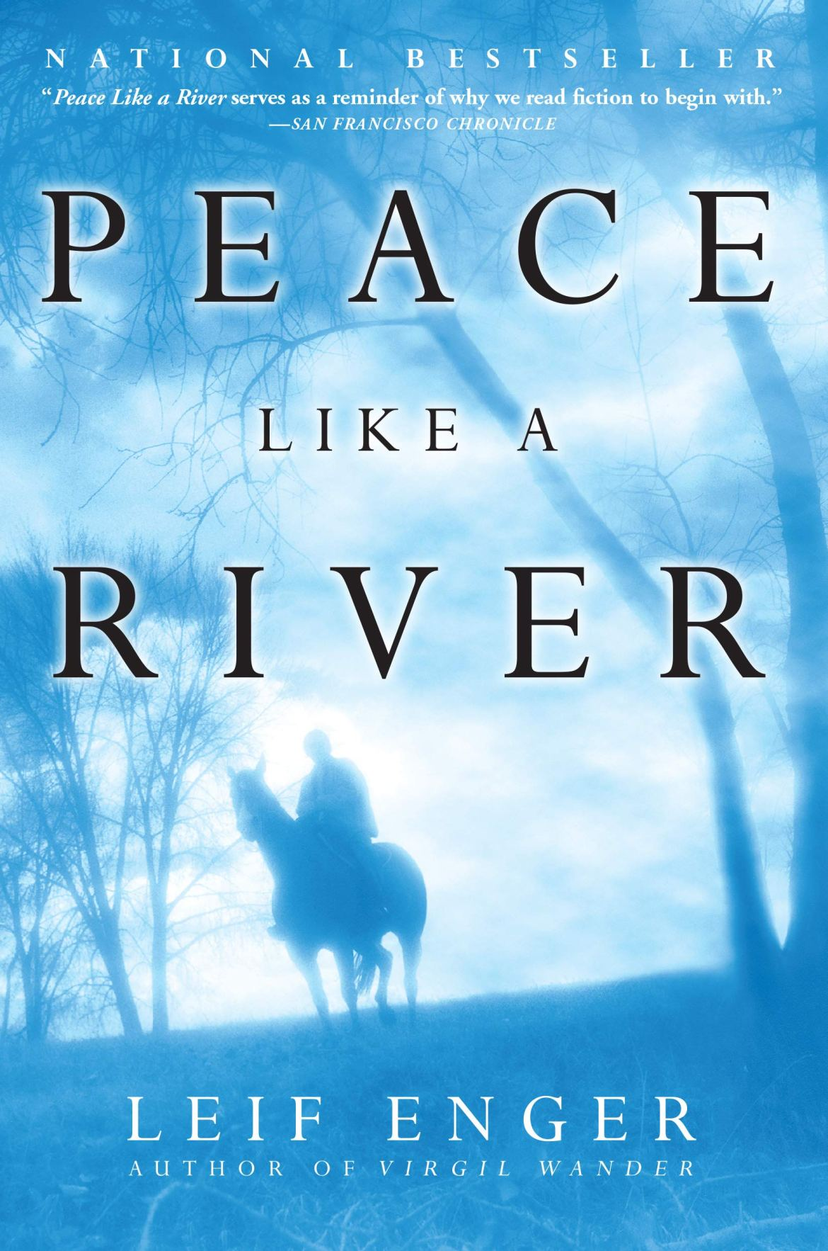 Peace Like a River Book