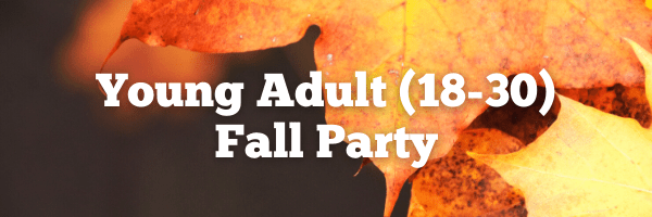 Young Adult Fall Party