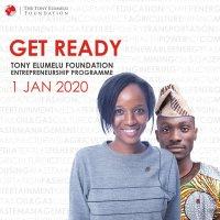 Tony Elumelu Foundation to Open Applications For 2020 TEF Entrepreneurship Program on January 1, 2020
