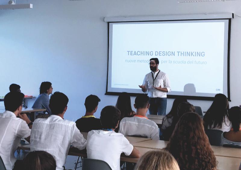 Presentazione del percorso Teaching Design Thinking