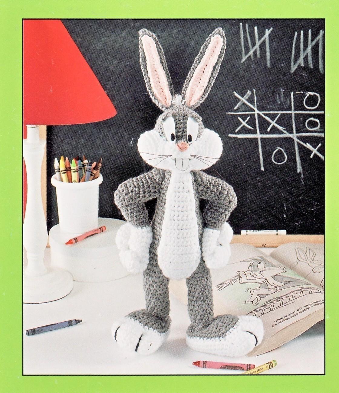 Bugs Bunny Crochet Pattern Crochet Patterns