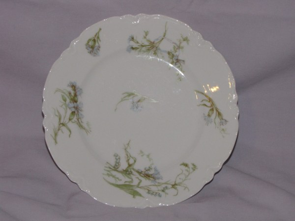 & L France Haviland . Limoges Dinner Plate