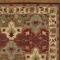 New pottery barn handmade persian cecilia area rug 5x8 rugs