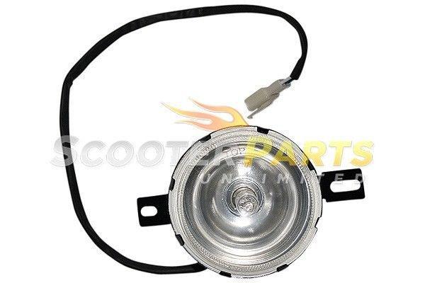 Chinese Atv Quad Head Light Lamp 50cc 90cc 110cc 125cc