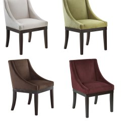 Dining Wingback Chair Two Seat Folding Mna All Jpg