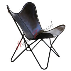 Cowhide Chairs Nz High Wooden Black Leather Butterfly Arm Chair Cow