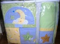 moon and stars crib bedding crib bedding moon and stars ...