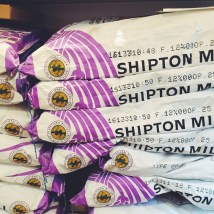 Shipton Mill flour used in all pizzas