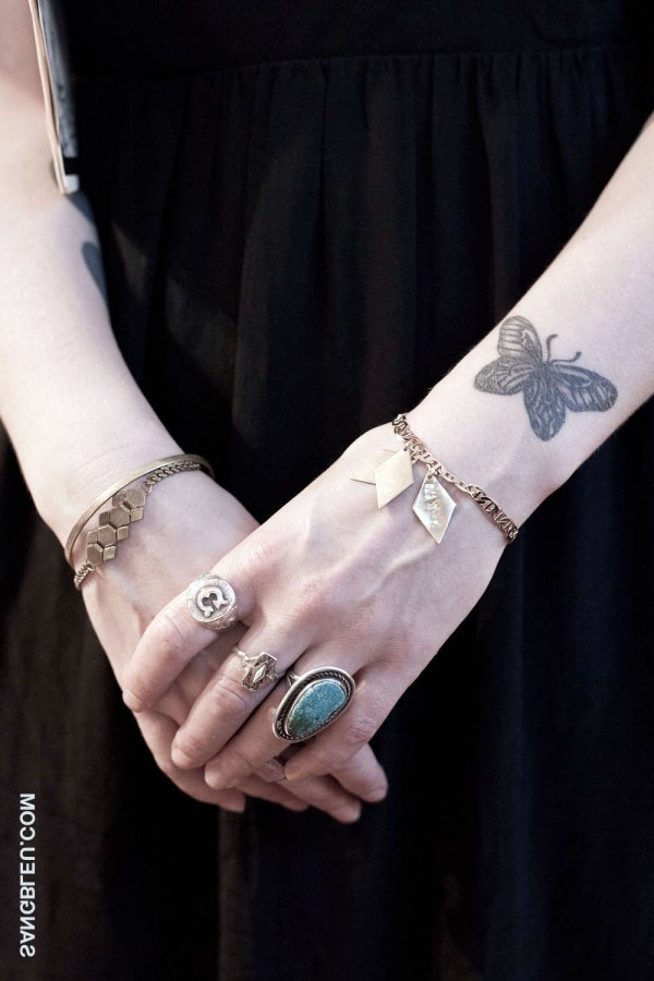 20 Butterfly Cross Tattoos On Hand Ideas And Designs