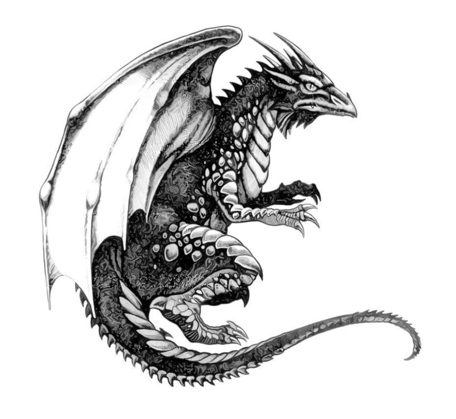 best dragon tattoos designs