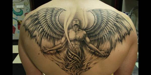 20 Eagle Wings Tattoo Ideas And Designs