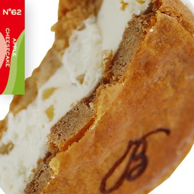 Cream Sandies no62 アップルチーズケーキ