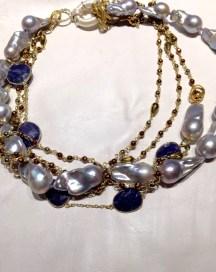 Giuseppina Fermi Freshwater Necklace
