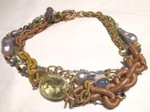 Giuseppina Fermi Chain Necklace