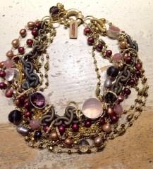 Giuseppina Fermi Purple Jade Necklace