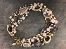 Giuseppina Fermi Spring Necklace