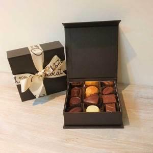 Sugar Free Small Lidded Box