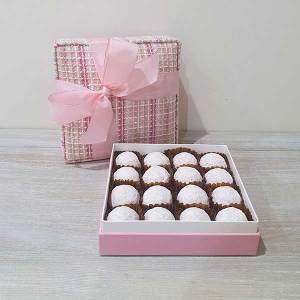 Strawberry Champagne Truffle Box
