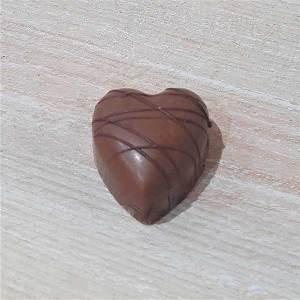 Passion Fruit Heart