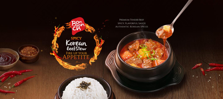 Bonchon Korean Beef Stew Bonchon Chicken Philippines