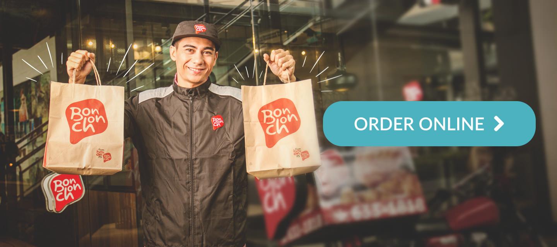 Bonchon Delivery Order Online