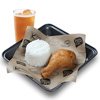 Bonchon 1pc Chicken Boxed Meal