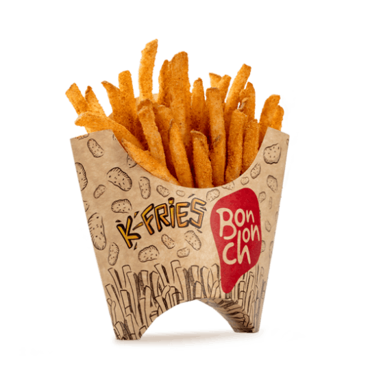 Flavored K-Fries - Kim Cheese