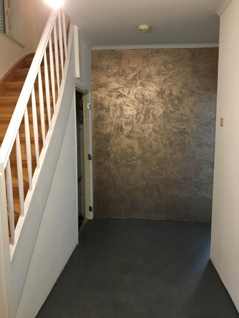 Bronze MetalStuc Wand
