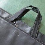 (BREE)ブリー / ビジネスバッグ、ブリーフケースのハンドル切れ