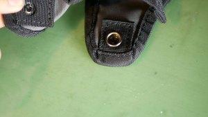 (OGIO)オジオ/キャディバッグの修理