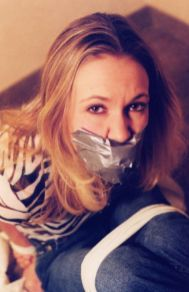 Awesome Young Amateur Gets Tightly Bound, Gagged and Dominated Hard