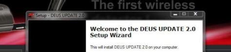 XP Deus opgradering 2.0