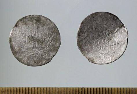 1700-tals mønt