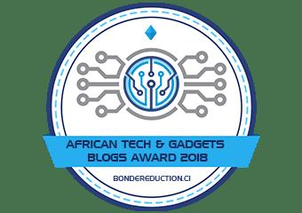 Banners for African Tech & Gadgets Blogs Award 2018