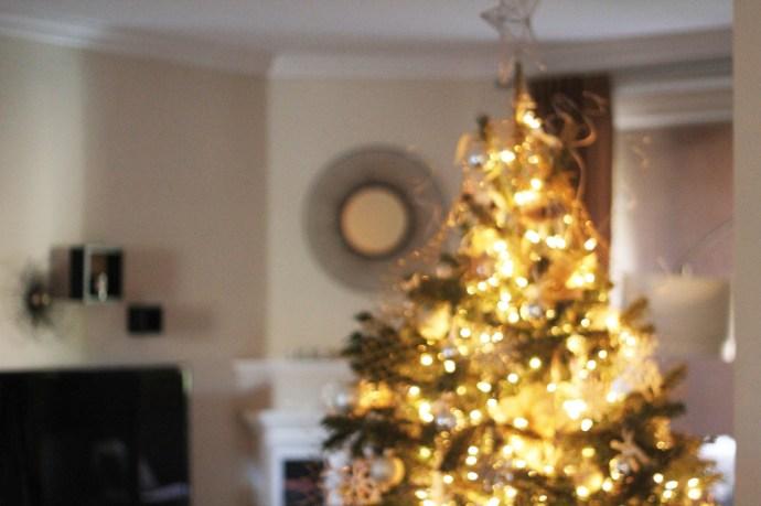 2013 Christmas Décor on BondGirlGlam.com