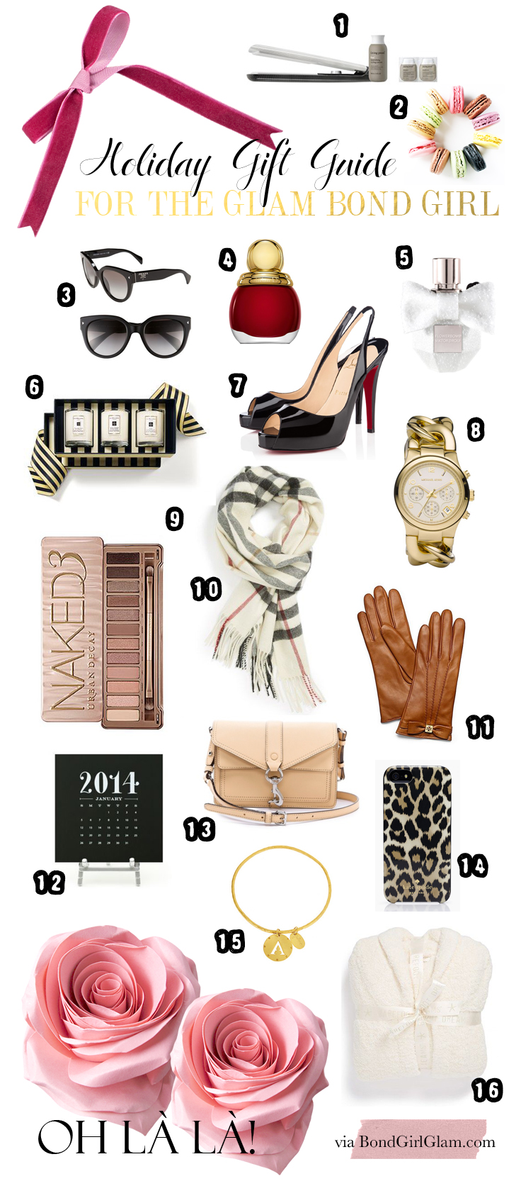 Gift Guide For The Glam Bond Girl Bondgirlglam Com A
