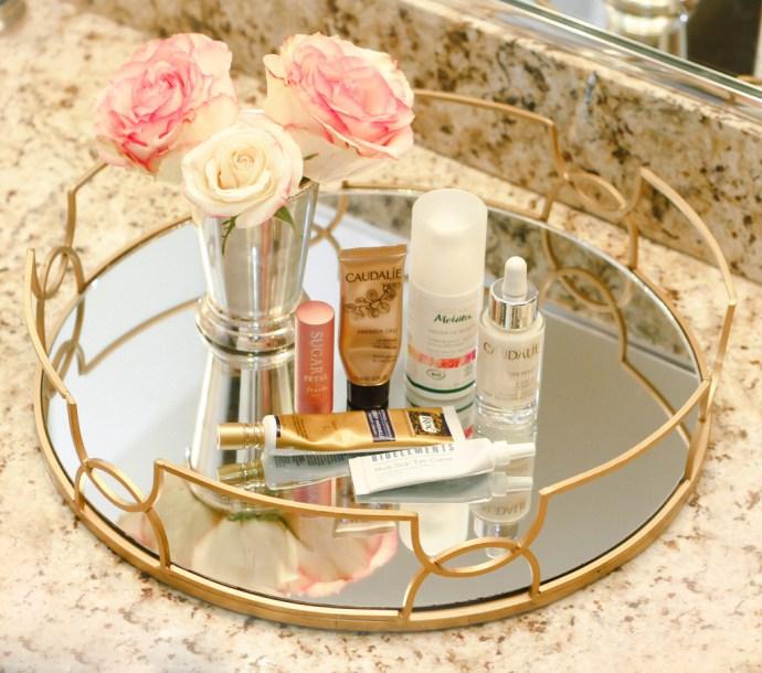 Current Skincare Favorites & Routine on BondGirlGlam.com