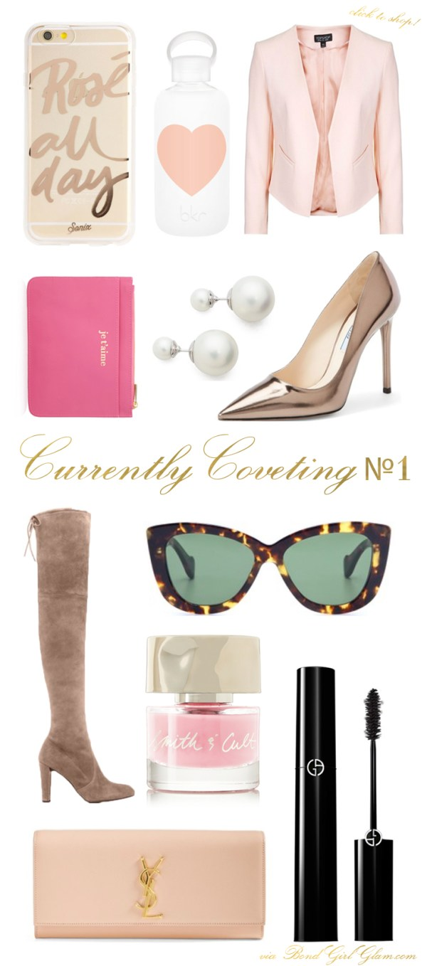 Currently Coveting №1 | BondGirlGlam.com