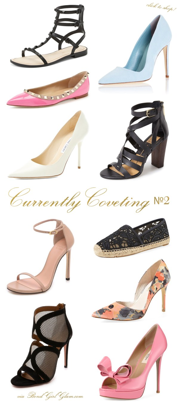 Currently Coveting №2 | BondGirlGlam.com