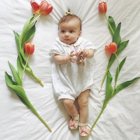6 Month Baby Update Amp Favorites Bondgirlglam Com A