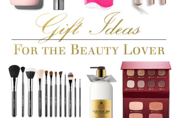 Gift Ideas for the Beauty Lover   BondGirlGlam.com