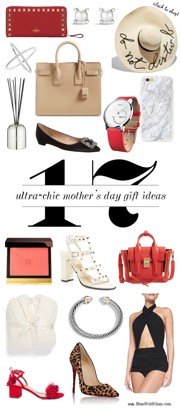 Mother's Day: Gift Ideas More Chic