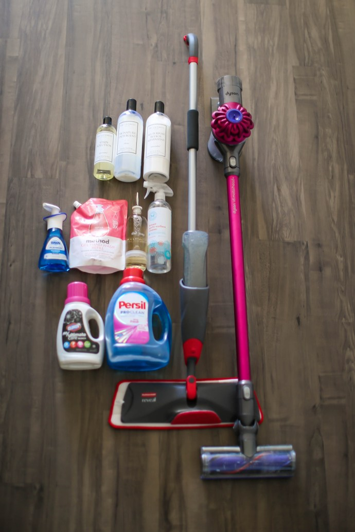 10 Tips for a Cleaner Home | BondGirlGlam.com