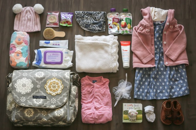 What's In My Diaper Bag | BondGirlGlam.com