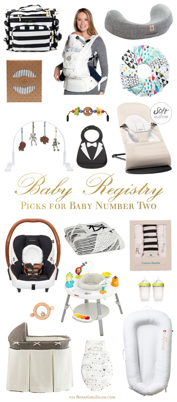 Baby Registry Must-Haves, Round 2