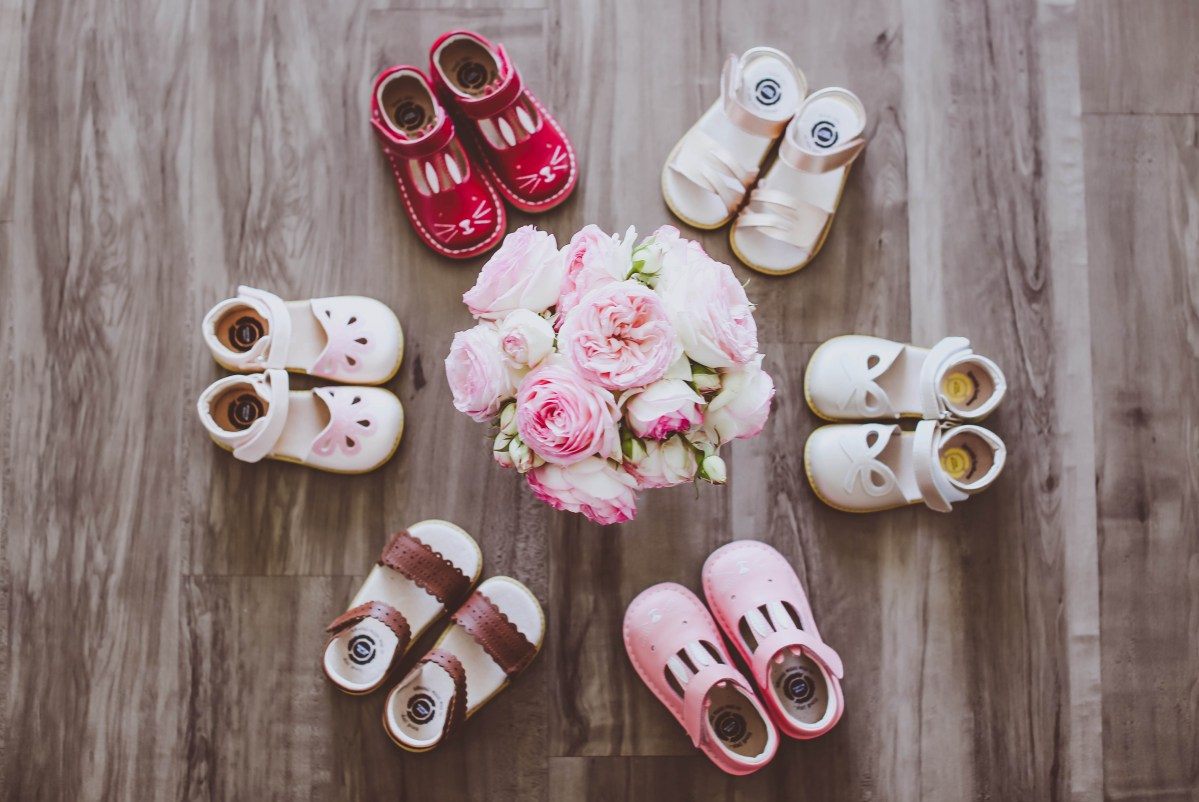 Best Summer Velcro Sandals for Toddler Girls