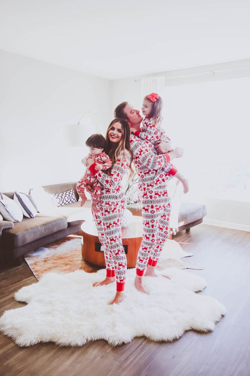 The Best Matching Family Christmas Pajamas