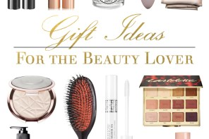 Christmas Gift Guide: Luxury Beauty