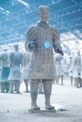 terracotta soldiers, warriors, Xian, China, Asia