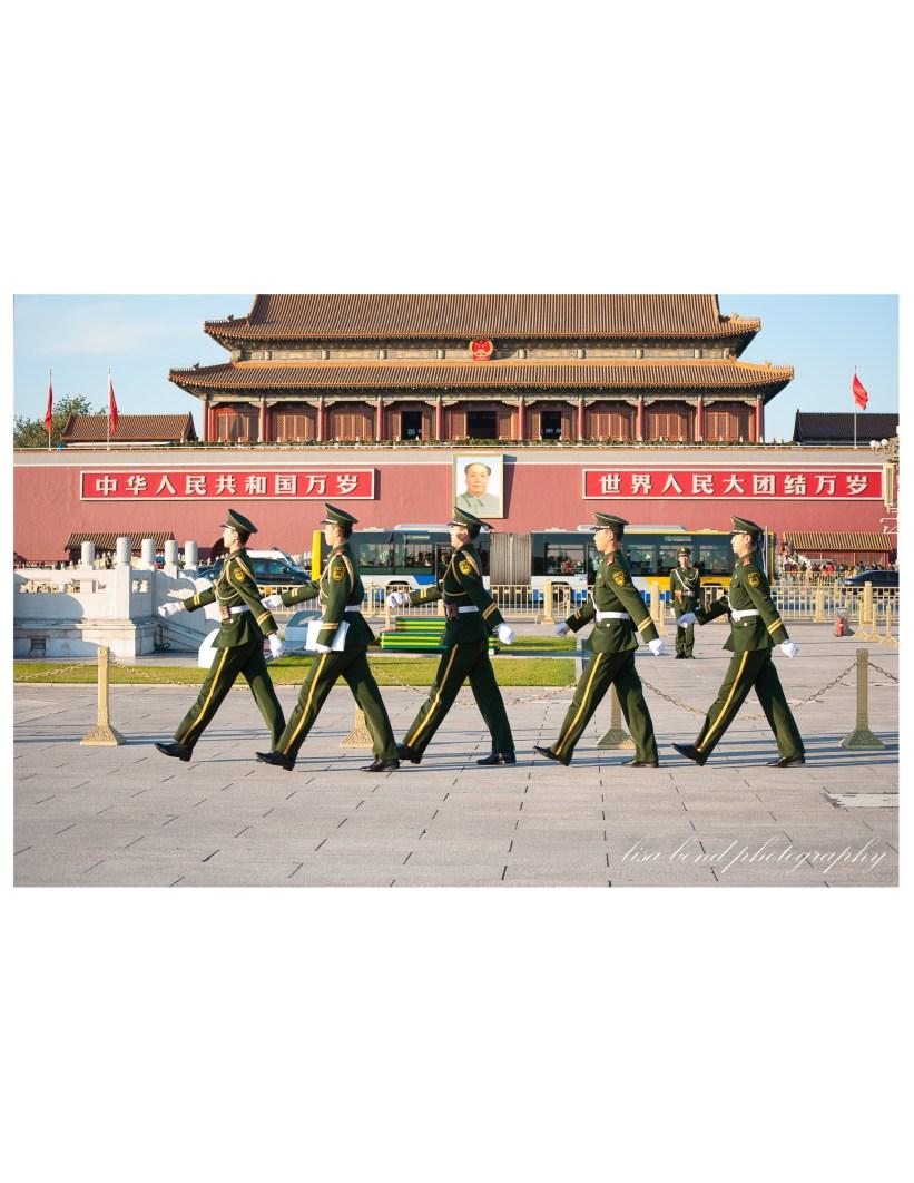 Tiananmen Square, Beijing, China, history